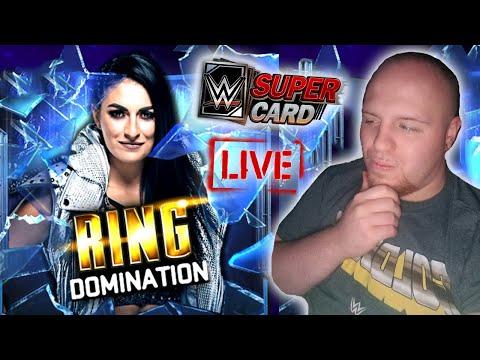 Noology WWE SuperCard SEASON 7 SONYA DEVILLE RING DOMINATION!