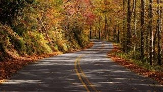 Helen (GA) United States  City new picture : Fall Mountain Drive Into Helen, GA