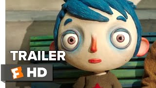 My Life As A Zucchini Official Trailer 1  2017    Animated Movie