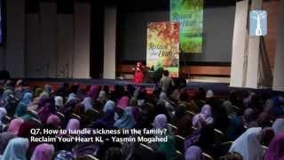 QA Session: Reclaim Your Heart (Kuala Lumpur) - By: Yasmin Mogahed
