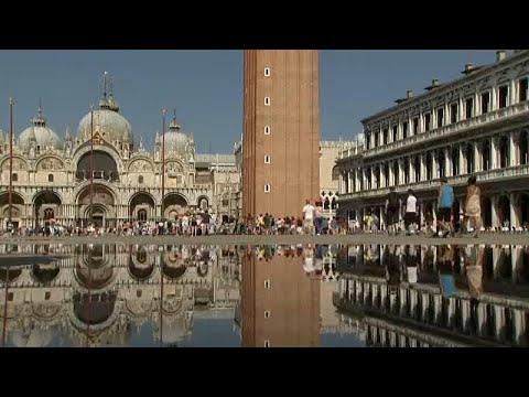 Venedig: Touristenmassen - mehr als 20 Millionen Besucher pro Jahr