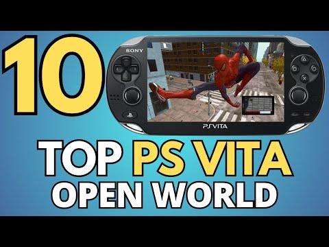 Top 10 Best PS Vita Open World Games - 2017