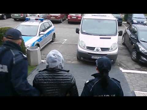 Wideo1: Policjanci z Gostynia i Rawicza rozbili grupę włamywaczy