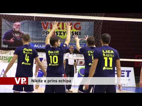Nikita a prins echipa
