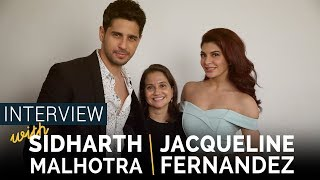 Sidharth Malhotra and Jacqueline Fernandez in this conversation with Anupama Chopra, talk about the impact social media has ...