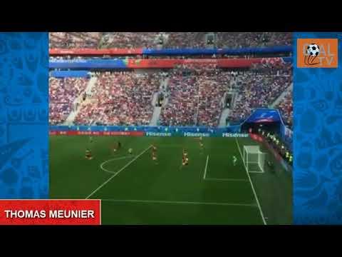 BELGIUM VS ENGLAND 2-0 ALL GOALS HIGHLIGHTS WORLD CUP 2018