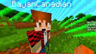 Minecraft BORDER ESCAPE V2 with Vikkstar, BajanCanadian, Woofless&Lachlan