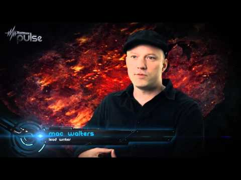 BioWare Pulse - Writing for Mass Effect 3 Video