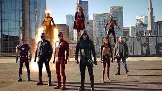 Supergirl/The Flash/Arrow/Legends of Tomorrow