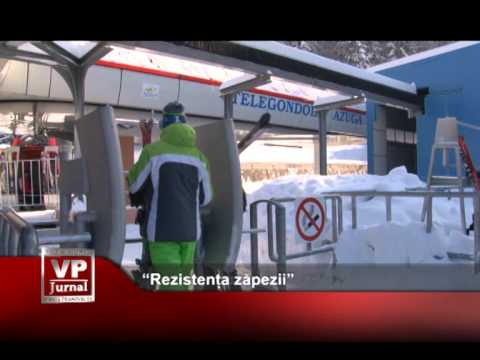 """""""Rezistența zăpezii"""""""