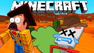 TOY STORY ADVENTURES | THE  BEANING OF LIFE | MINECRAFT XBOX