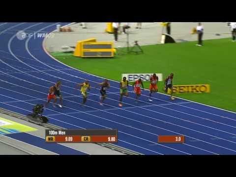 他是全地球「跑步最快」的男人,100公尺不用10秒!這一幕,讓全場人都瘋狂了