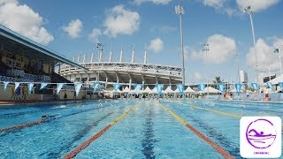 The Swimming competition at the Youth Games is always tense, competitive, loud and lots and lots of fun.9 medals were contested at the Betty Kelly Kenning Aquatics Centre in front of a loud and packed crowd.