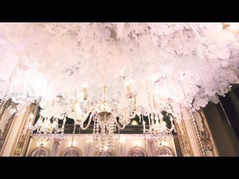 White Pearl Decoration @ Ritz Carlton PP
