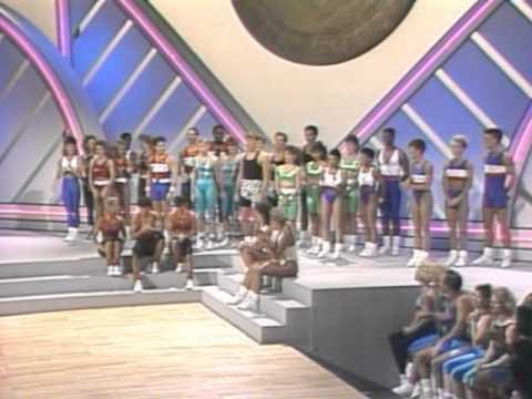 Watch The 1988 National Aerobic Championship