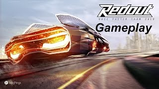 WELCOME TRIAL  Redout  Gameplay