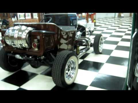 1923 Ford T-Bucket For Sale – Very Unique (Beer Keg Gas Tank!)