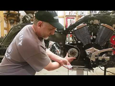 Victory Motorcycle Reverse Kit Install & Operation