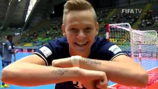 Watch highlights of the Kazakh and Solomon futsal teams from the Futsal World Cup in Colombia. MORE COLOMBIA 2016...