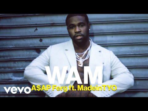 A$AP Ferg, MadeinTYO - WAM (Official Audio) ft. MadeinTYO