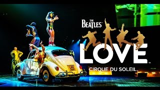 Video The Beatles LOVE by Cirque du Soleil | Official Trailer MP3, 3GP, MP4, WEBM, AVI, FLV Juni 2018