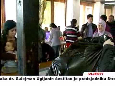 Edib Saljic TV Sandzak (видео)