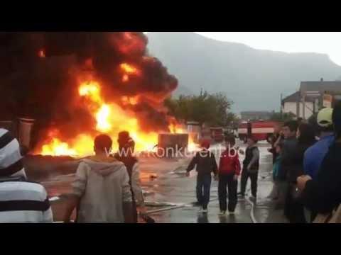 Пожар във Враца