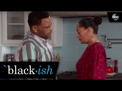 """What's going on with us?"" - black-ish"
