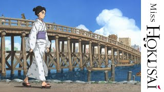 Nonton Miss Hokusai   Trailer  English Subtitled  Film Subtitle Indonesia Streaming Movie Download