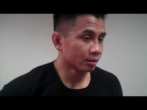 Cung Le Post Fight Interview