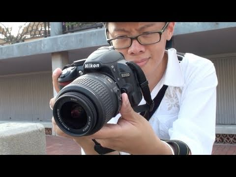 Nikon D3100 – best entry-level DSLR?