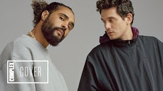 Video John Mayer and Jerry Lorenzo Talk Nike Air Fear of God Collab, Kanye West & More | Complex Cover MP3, 3GP, MP4, WEBM, AVI, FLV Desember 2018