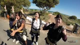 Jurien Bay Australia  city photos : Video of the Month : May 2016 - Skydive Jurien Bay (Perth, Western Australia)