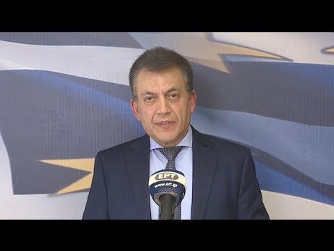Γ. Βρούτσης: Τα μέτρα για εργαζόμενους, ανέργους, επιχειρήσεις και ελεύθερους επαγγελματίες