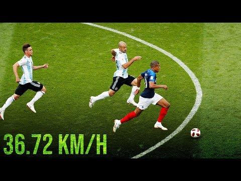 Fastest Football Runs 2018 - Speed Show | HD