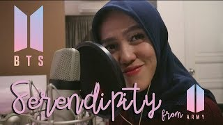 Serendipity 세렌디피티  - Jimin BTS 박지민 방탄소년단 (Live Cover by Tiffani Afifa)