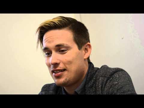 JONNY LANG - INTERVIEW @ MOULIN BLUES OSPEL - 2014-05-02