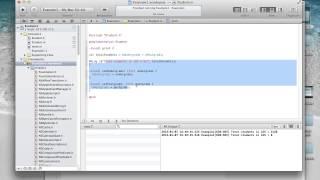 Objective-C Programming - Lecture 1 - Part 2