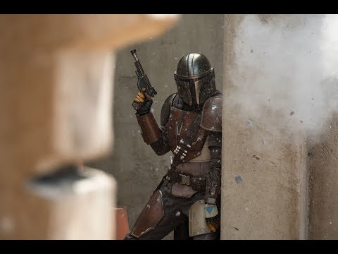 The Mandalorian Featurette, bastidores