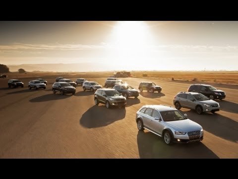 SUV - On this episode of Wide Open Throttle, Jessi Lang takes you behind-the-scenes of Motor Trend's 2013 Sport/Utility of the Year competition. Watch the Motor Tr...