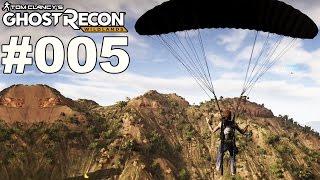 GHOST RECON WILDLANDS BETA #005 Erster Fallschirmsprung • Let's Play Ghost Recon Wildlands [Deutsch]