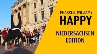Pharrell Williams - Happy (Niedersachsen Edition)
