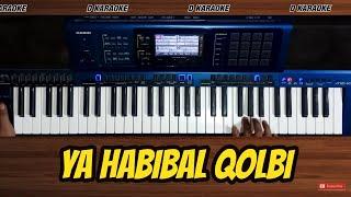 Video YA HABIBAL QOLBI karaoke tanpa vokal MP3, 3GP, MP4, WEBM, AVI, FLV Agustus 2018