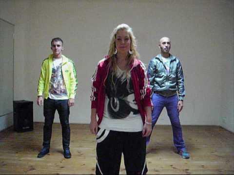 Tecktonik (Electro Dance) - урок для начинающих