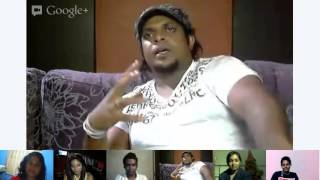 The First Ever Google+ Hangout On Air In Srilanka - Music.lk Ripples Of Music - Lahiru Perera