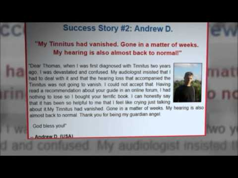 TINNITUS -Get Rid Of The Ringing In Your Ears – TINNITUS MIRACLE HELP Review