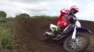 6. MXTV Bike Review 2017 Yamaha YZ250F