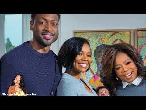 Gabrielle Union & Dwayne Wade Open Up About  Surrogacy