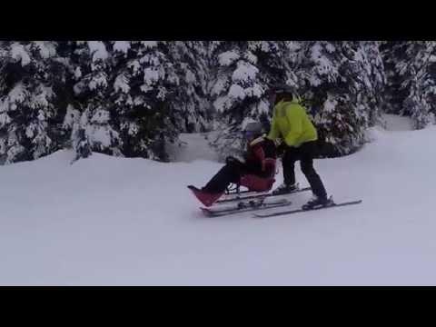 Schroeder Family Ski Day
