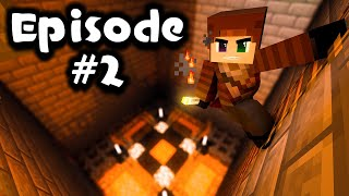 "Minecraft Super Iceolation - Ep. 2 - ""USEFUL...LAVA?!"""